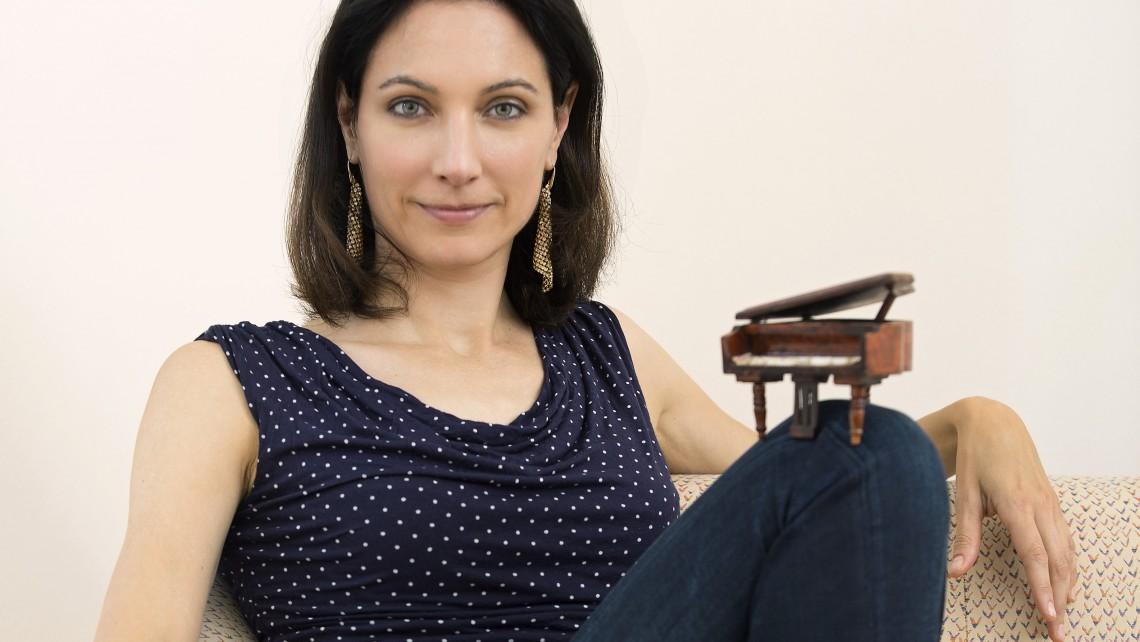 Gerda Struhal; Pianistin; Photo: Bernhard Noll
